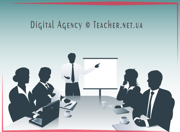 Digital Agency © Teacher.net.ua